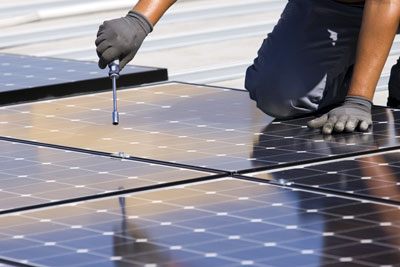 Commercial Solar Business