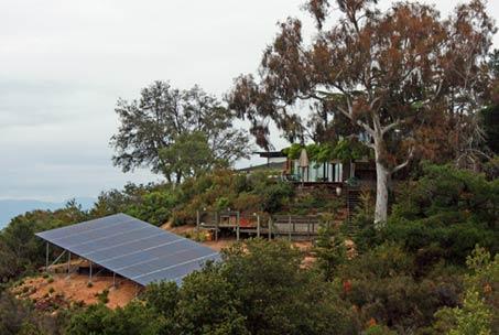 Solar Ground Mount Los Gatos
