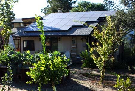 Solar Home Santa Cruz