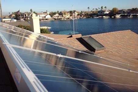 Solar Panels System for Home