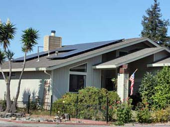 Scotts Valley Residential Solar