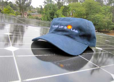 Santa Cruz Solar Panels Installer